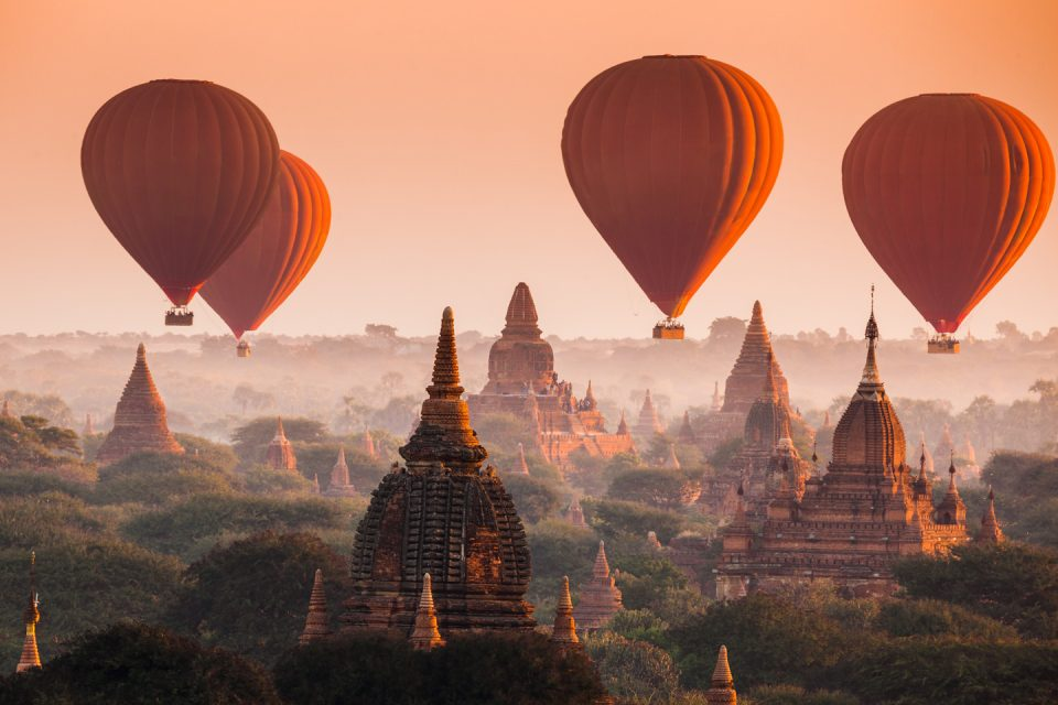 hot-air-bagan