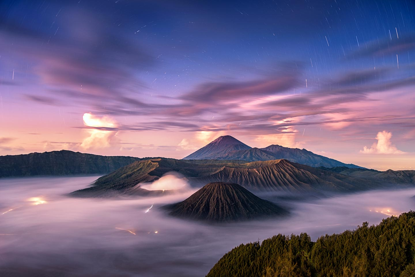indonesia mount bromo