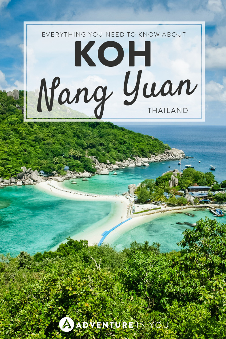 Love to island hop? Here's everything you need to know about Koh Nang Yuan
