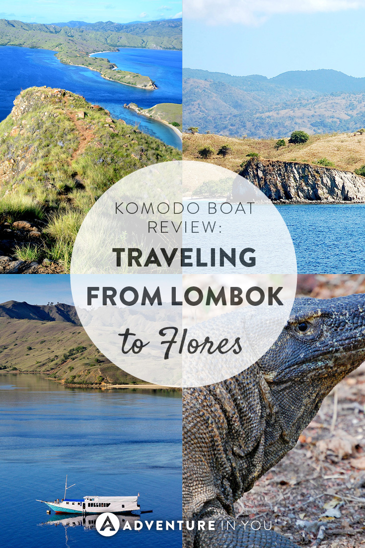 Travelling from Lombok to Flores is an amazing journey! Here's how we found it