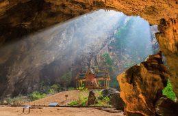 Khao Sam Roi Yot national park thailand