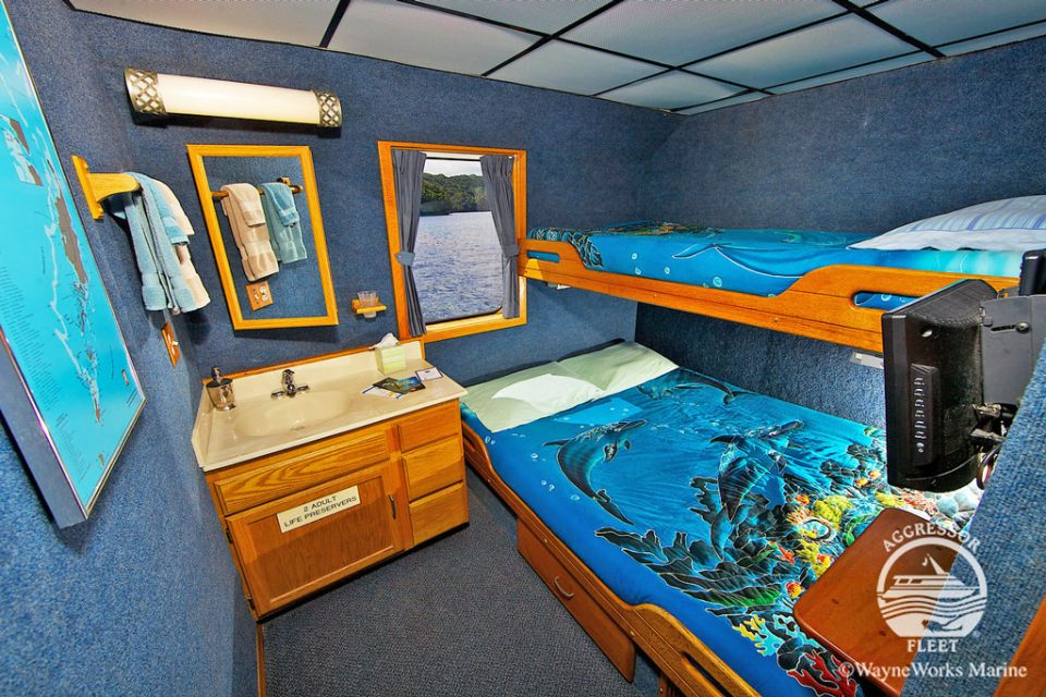 rock-island-aggressor-room