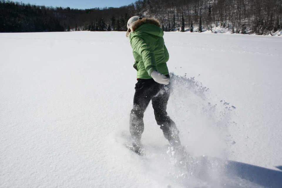 saravejo-snow-shoeing