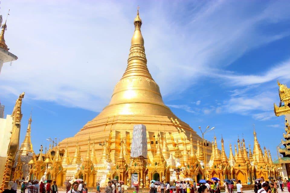 shwedagon-pagoda myanmar