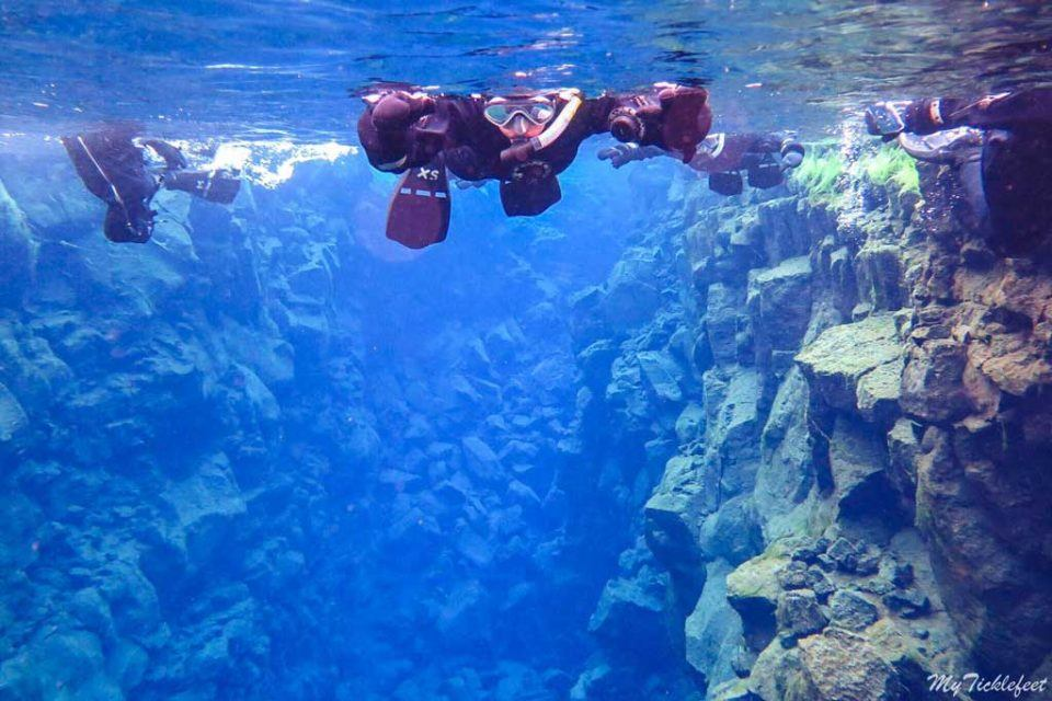 silfra-diving