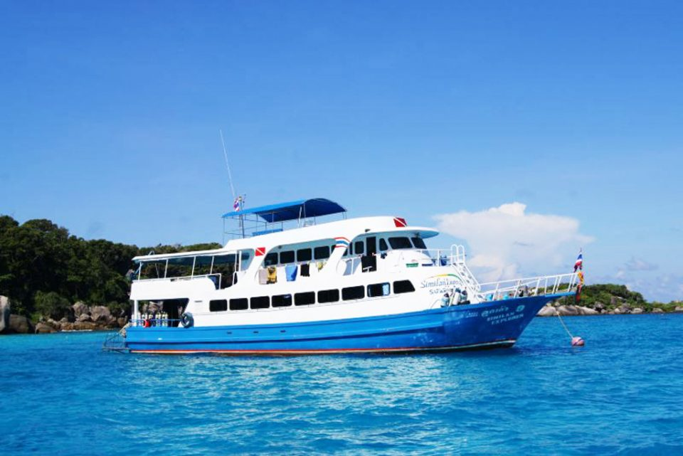 similan-explore liveaboard diving