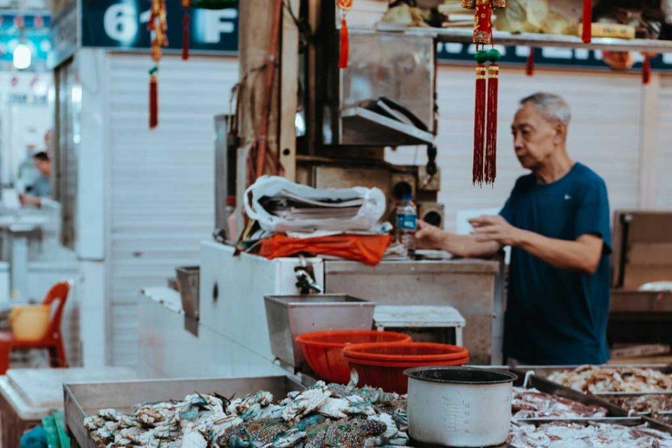 singapore local market