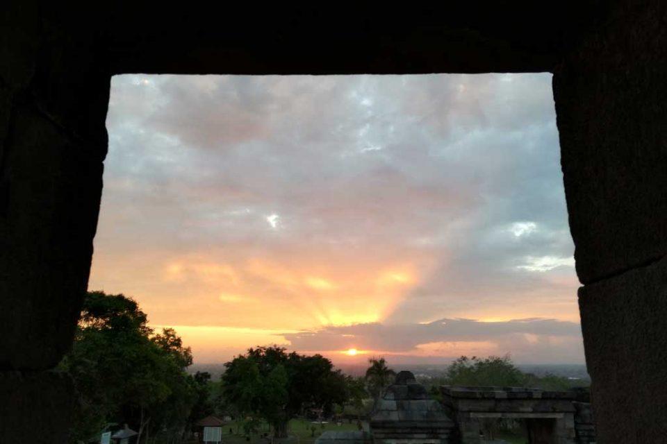 sunset-yogyakarta