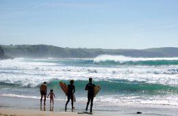 best surf spots in Spain