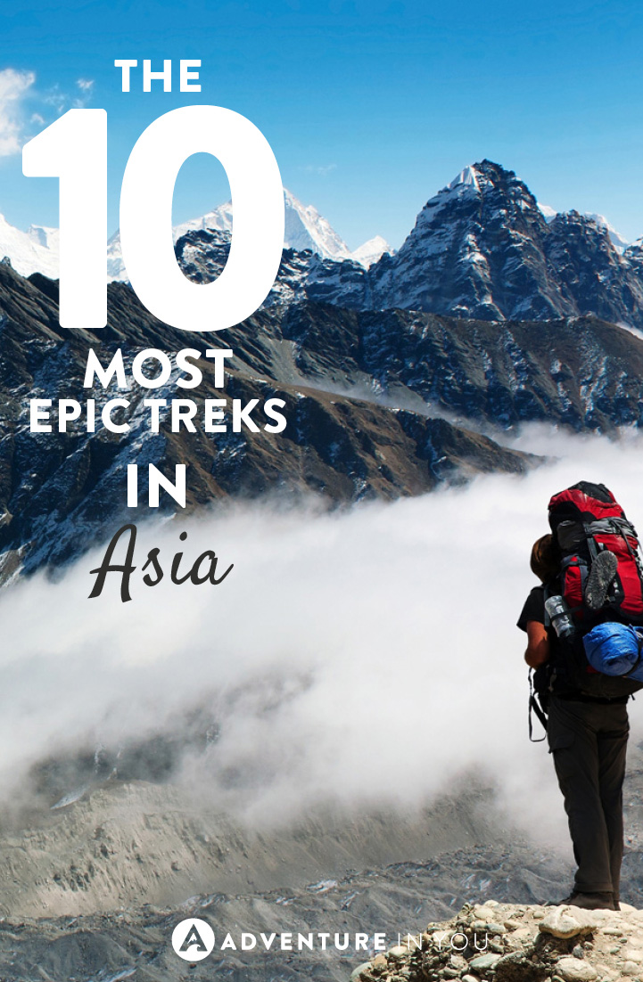 Love trekking? Here are the most epic treks to do in Asia
