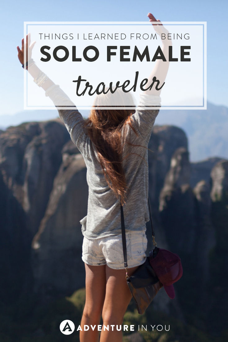Afraid to travel alone? It's worth it! Here's what I learned from travelling solo
