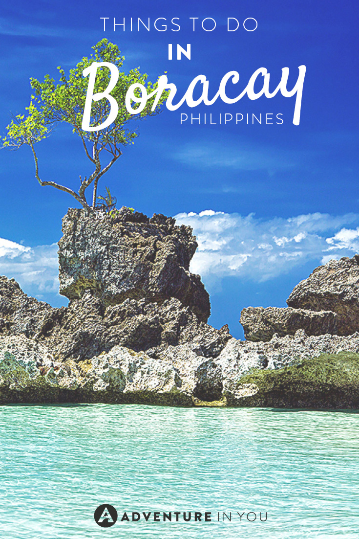 Planning a trip around Boracay? Check out our things to do and make the most out of this paradise island!