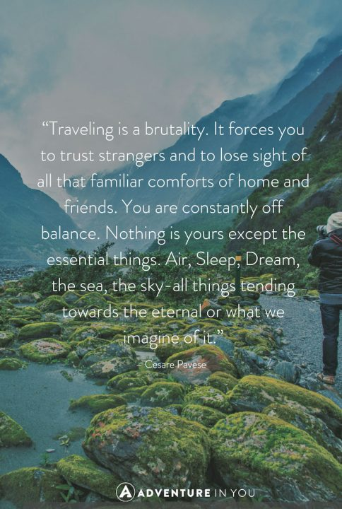 Best Travel Quotes 60 Of The Most Inspiring Quotes Of All Time Stunning Long Quote About Friendship