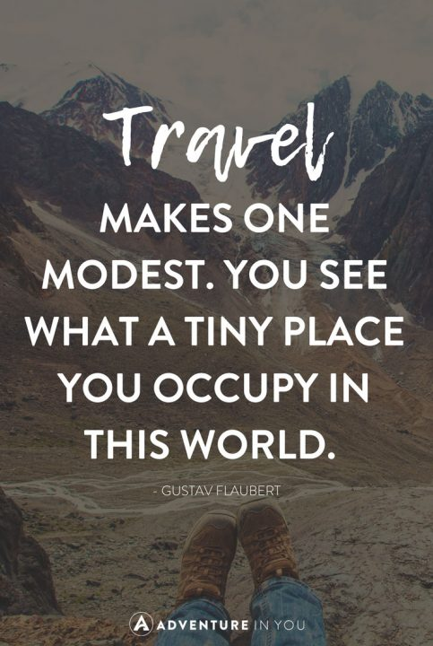 Image of: Travel Quotes Looking For Inspiration Check Out This Curated List Of The 100 Most Adventure In You Best Travel Quotes 100 Of The Most Inspiring Quotes Of All Time