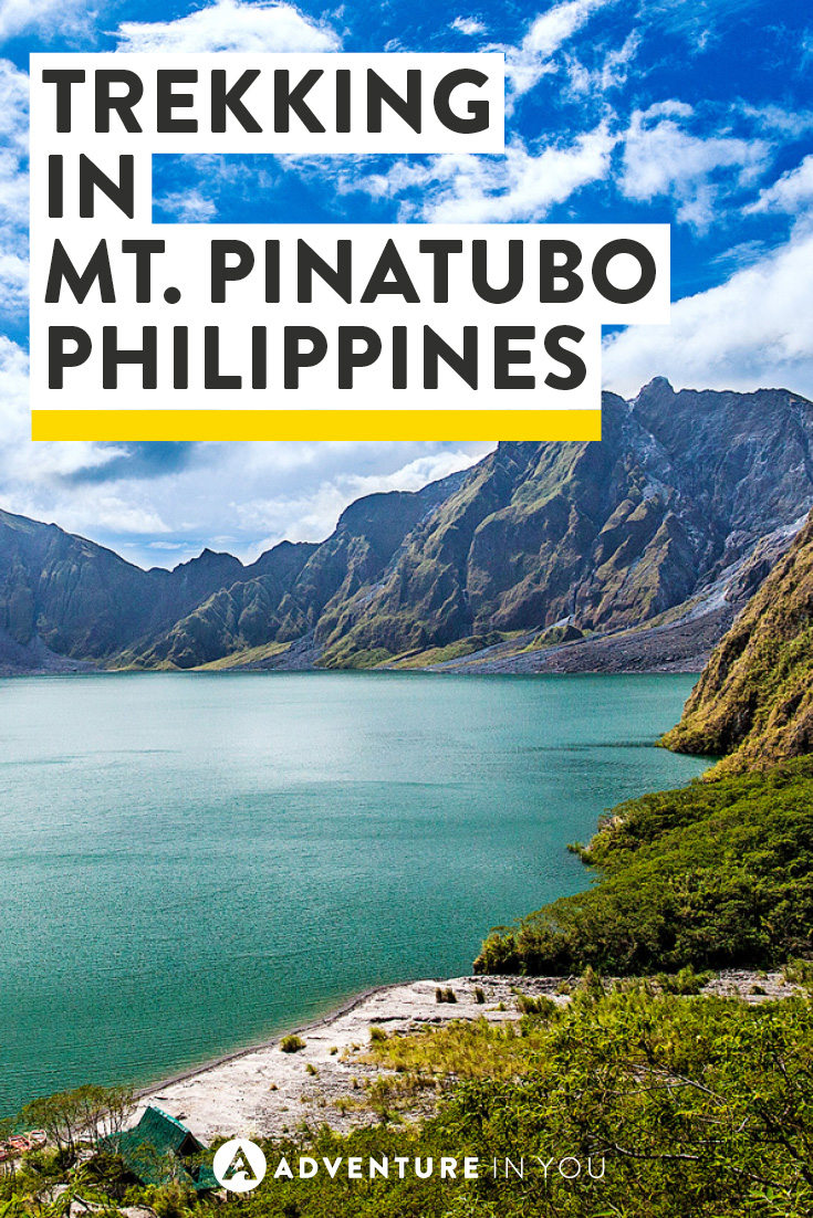 Calling all trekking enthusiasts! Trekking Mt Pinatubo in the Philippines is not to be missed!