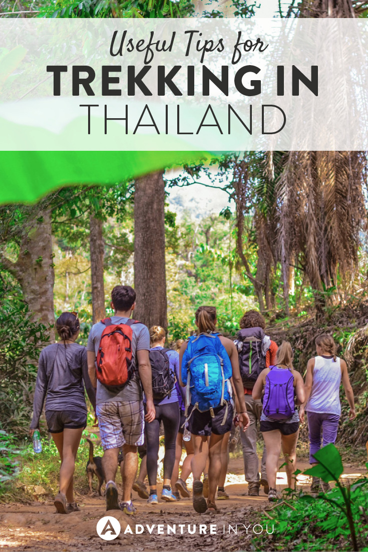 Do you love trekking as much as we do? Here are our best trekking tips if you do it in Thailand