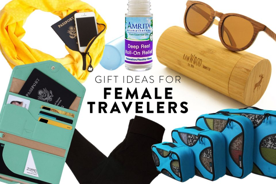 Christmas gift for travellers, for women
