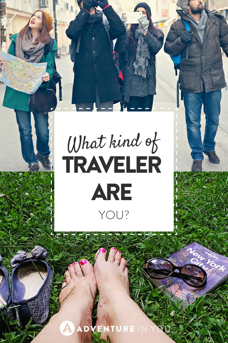 Love to travel? What kind of traveler are you?