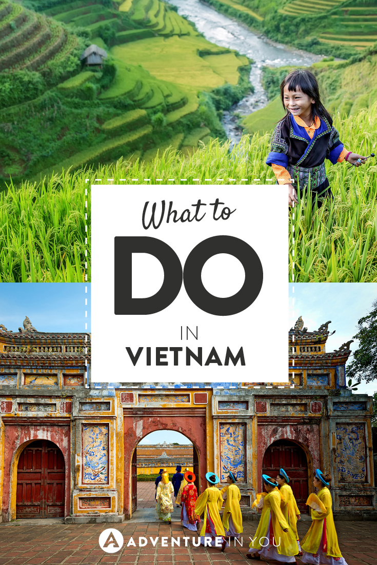 Jetting off to Vietnam? Here's what to get up to there!