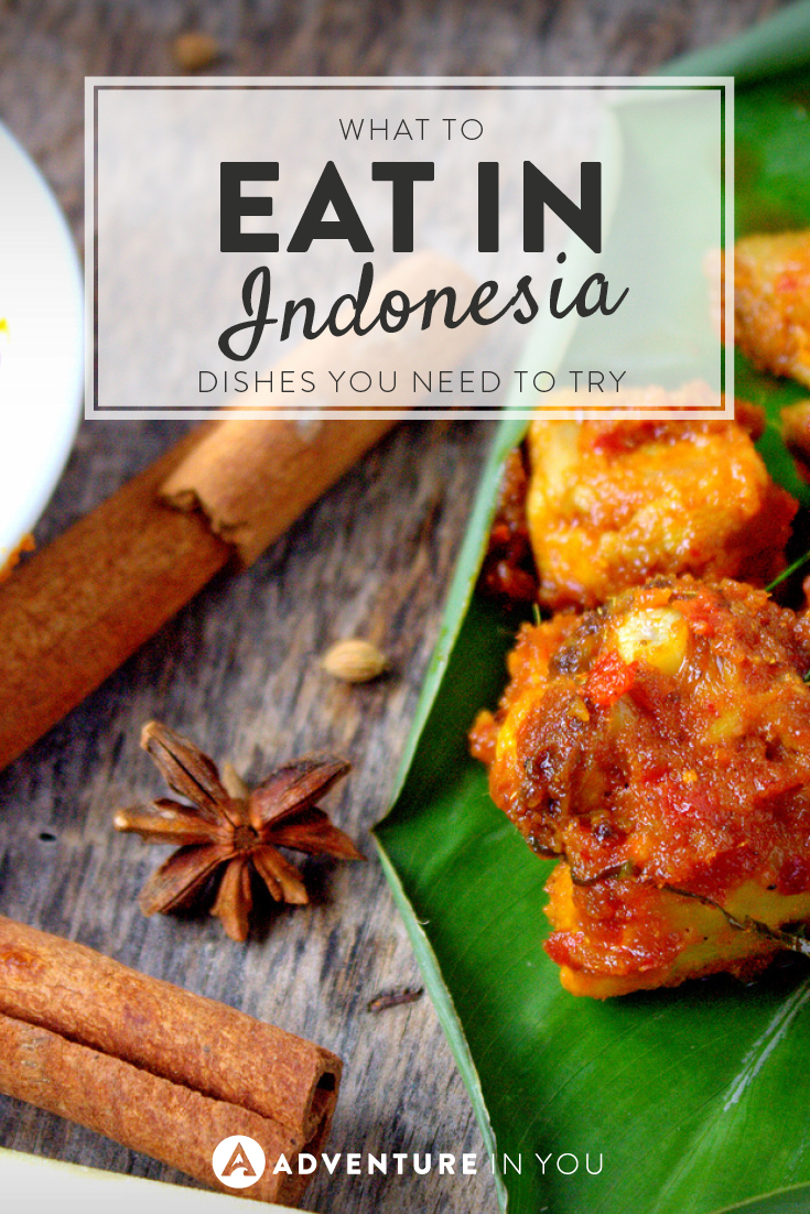 We love new food! Check out what to eat in Indonesia