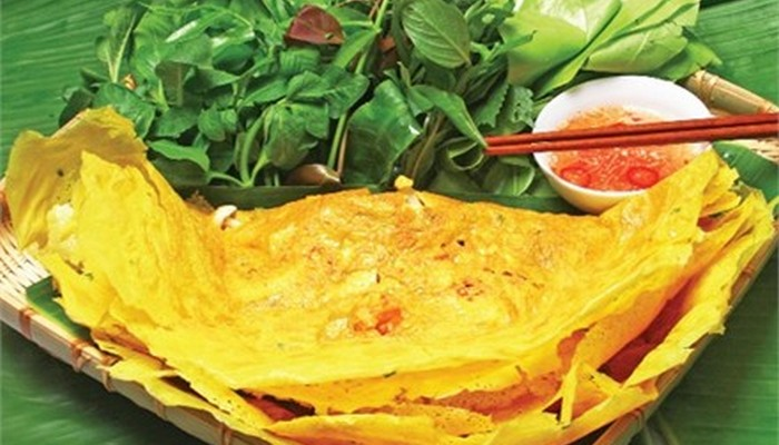 Banh-Xeo vietnamese food
