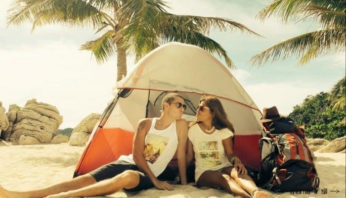 adventure in you how we met camping