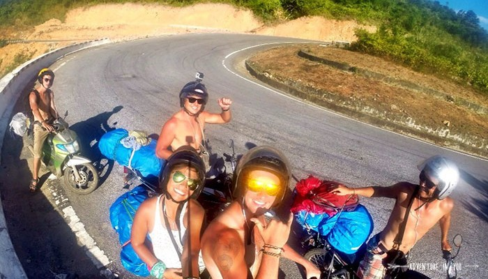 adventure in you motorbikes vietnam