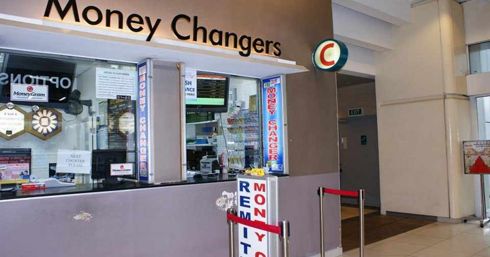 Do not use Money Changers Airport