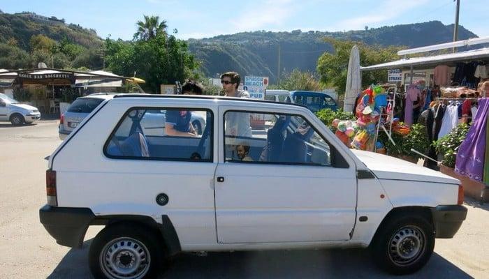 car rental europe
