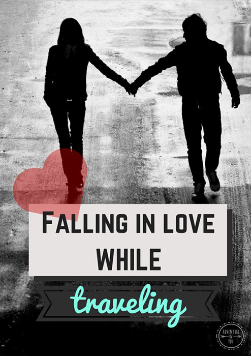 Falling in Love While Traveling