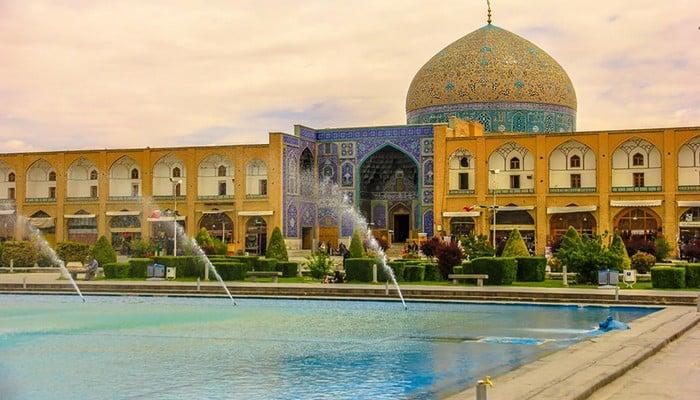 iran unusual traveler