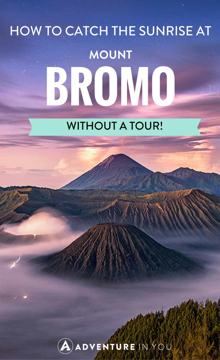 Bromo Indonesia | Planning to watch the legendary sunrise by Mount Bromo? Here's a step by step guide on how to do it!