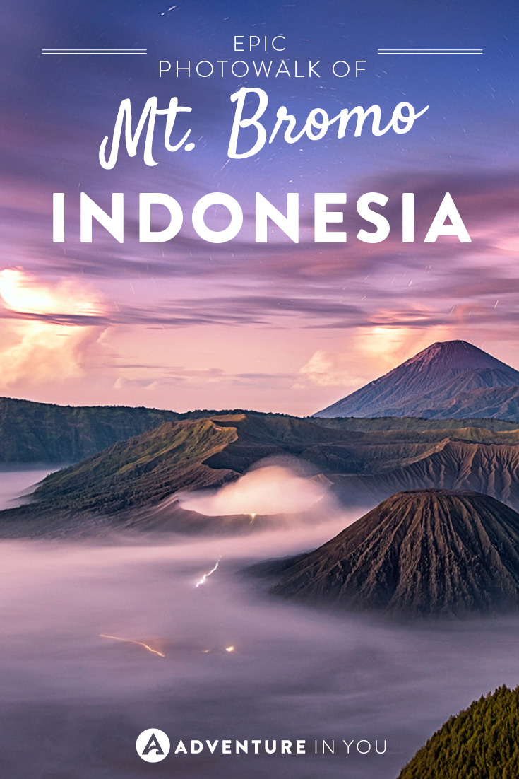 Thinking of heading to Mt. Bromo? Check out this epic photo diary of our experience there!