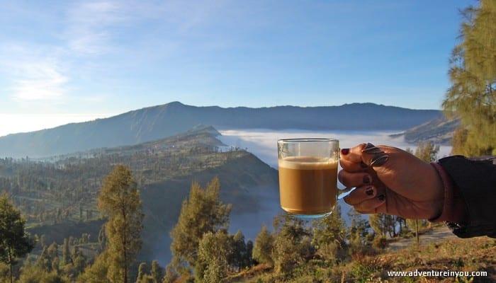 Mt. bromo coffee