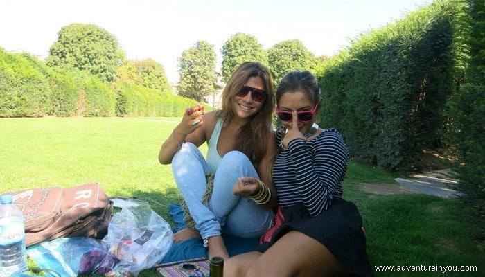 picnic in france