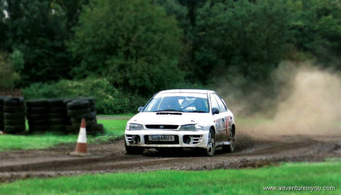 rally driving in the uk