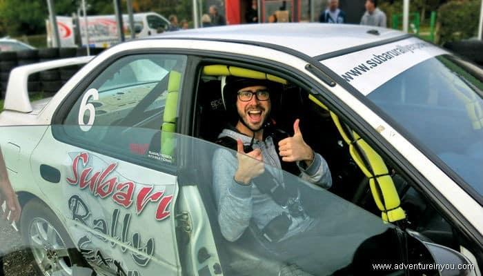 rally driving uk adventure junkie jon