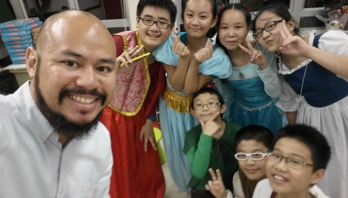 teaching english hong kong