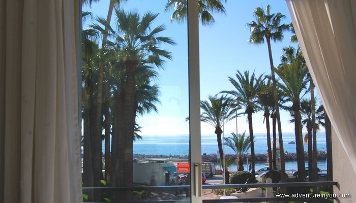 perfect view radisson blue cannes