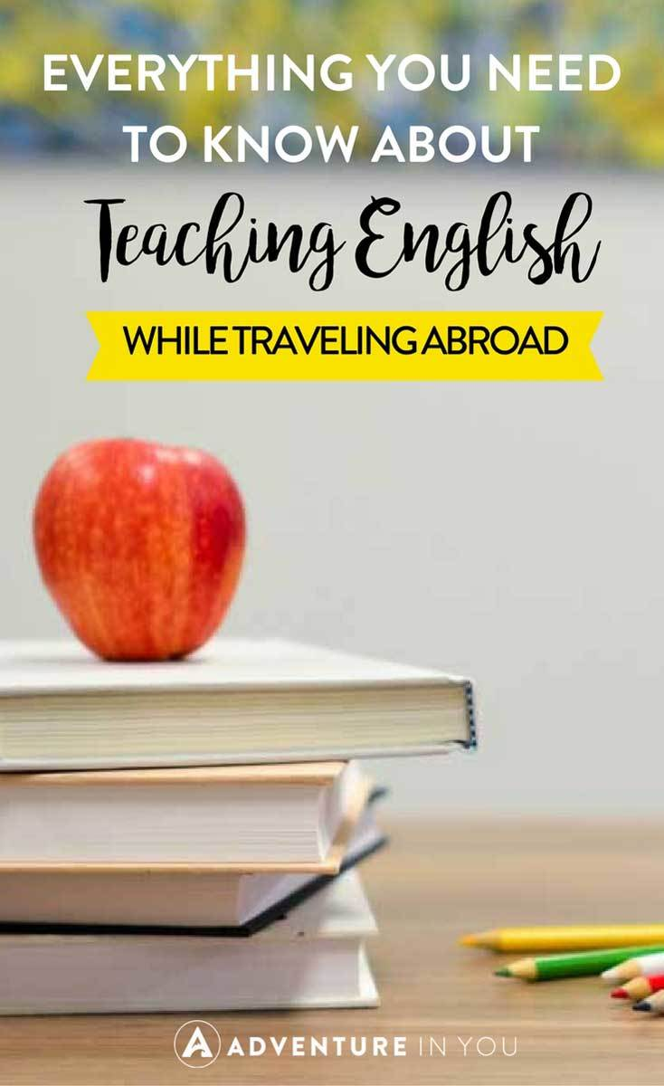 Teaching English Abroad | Ever wanted to get your TEFL cetification? Check out our complete guide on how to teach english while traveling all over the world. TEFL is a great way to work while traveling all over the world. Check out my tips on where to get #tefl certified, how to find ESL jobs, and how to make sure you land a good deal. #esl