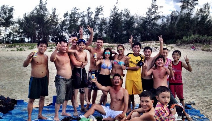 photos with locals vietnam