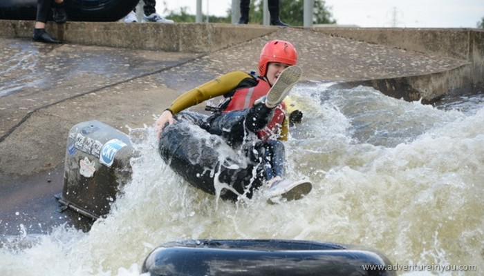 white water tubing uk
