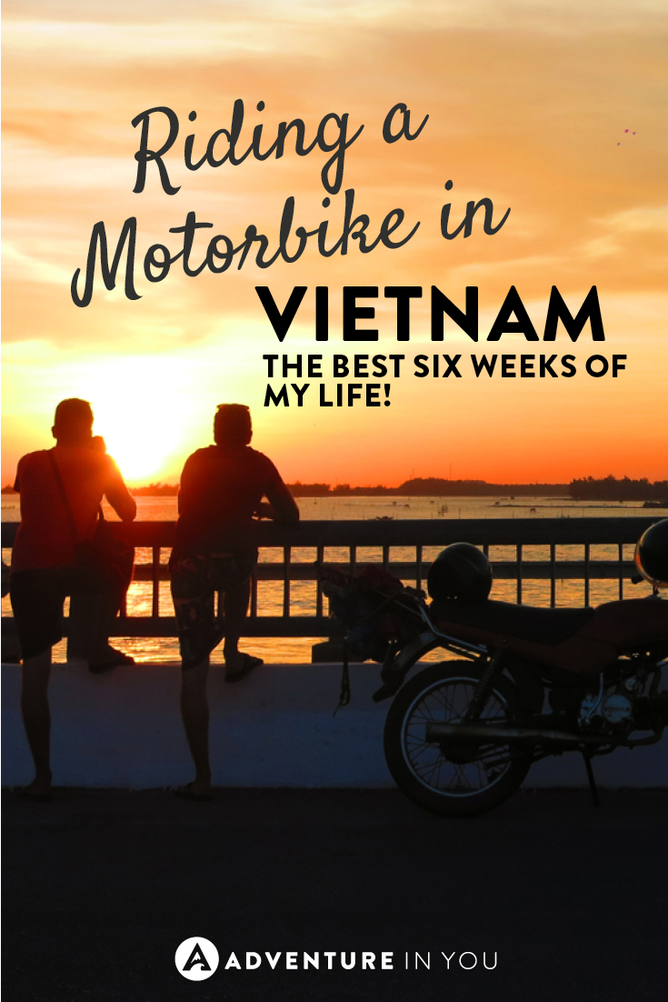Planning a trip to Vietnam? Consider riding a motorbike from end to end so you can experience this beautiful country at it's best!