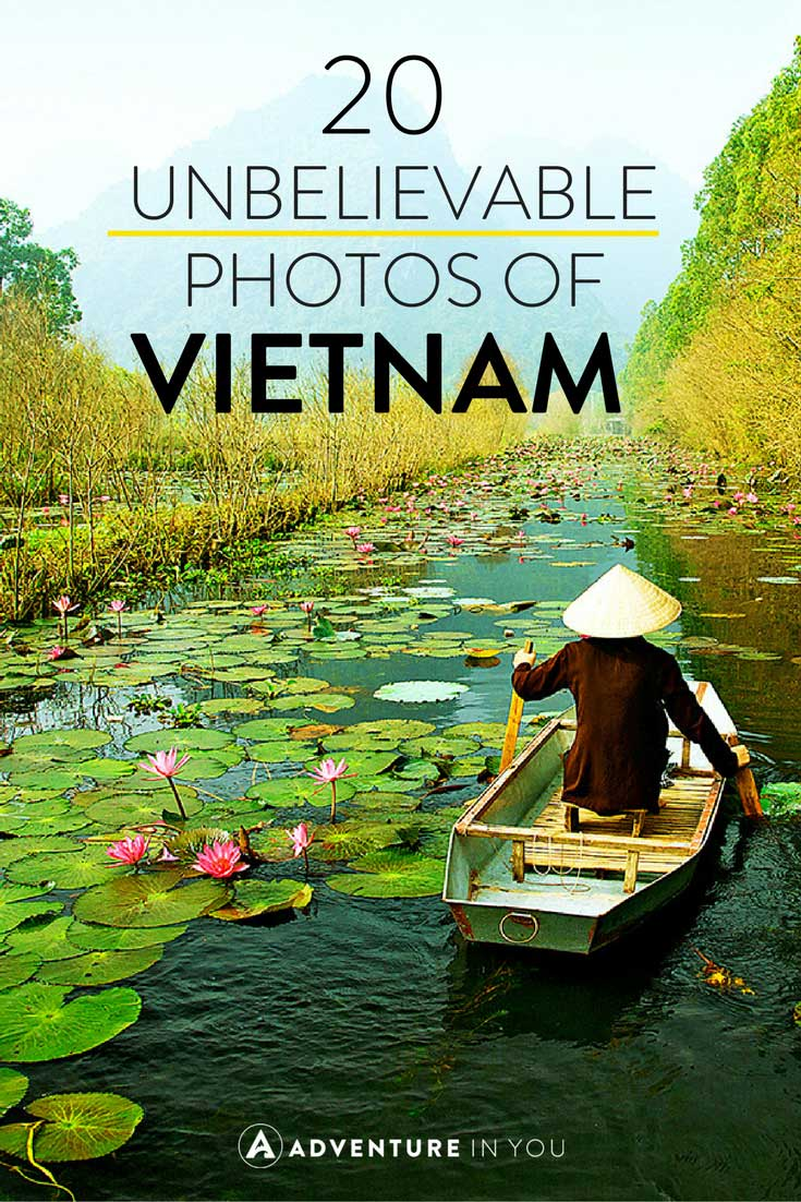 Need some travel inspiration? Check out these stunning photos of Vietnam