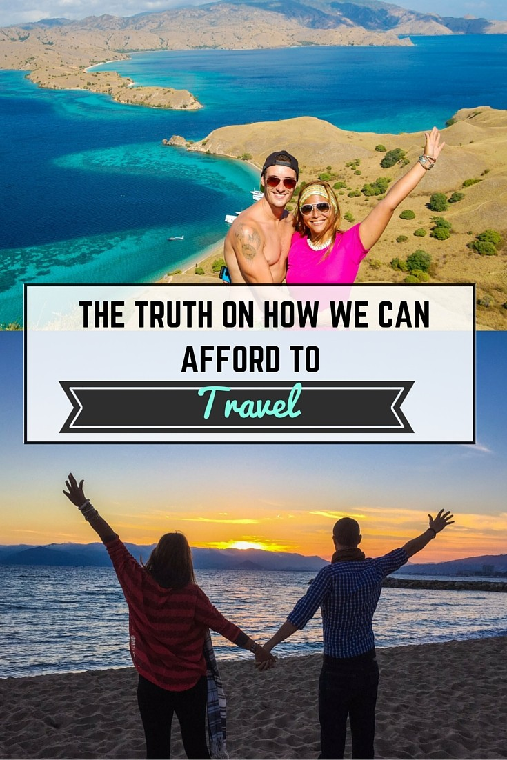 Discover the Big Truth on how some people can afford to travel the world