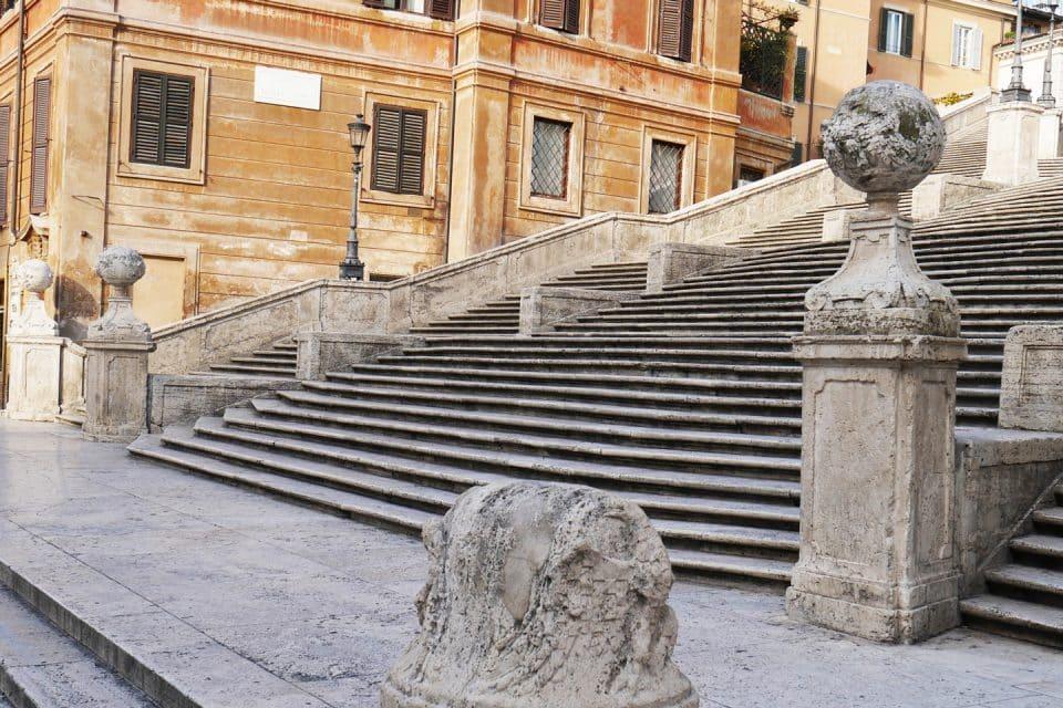Spanish-steps Rome