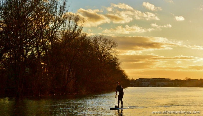 stand up paddle board london active 360