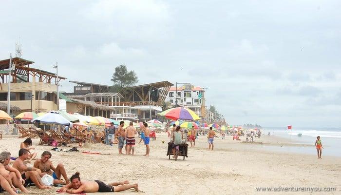 montanita beach