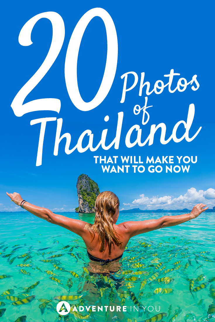 20 gorgeous photos that will make you pack your bags and go to thailand