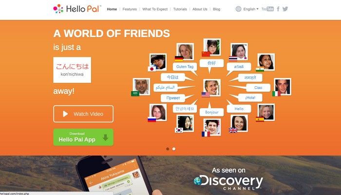 hello pal app review